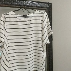 White top size large from The Limited